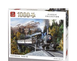 Generic 1000pcs Express Train