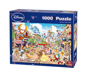 Disney 1000pcs Disneyland