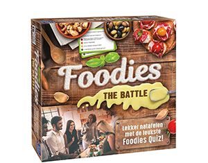 Foodies; The Battle