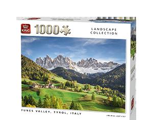 Generic 1000pcs Funes Valley