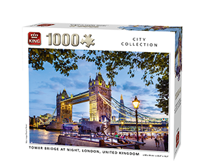 Generic 1000pcs Tower Bridge At Night