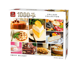 Generic 1000pcs Sweet Delight