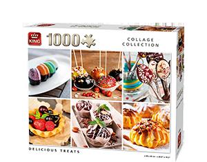 Generic 1000pcs Delicious Treats