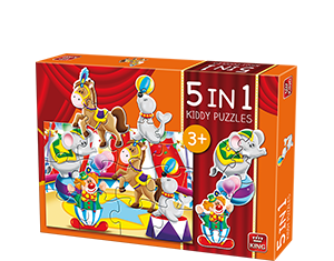 Kiddy 5in1 Circus