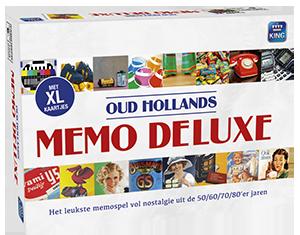 Oudhollands Memo Deluxe