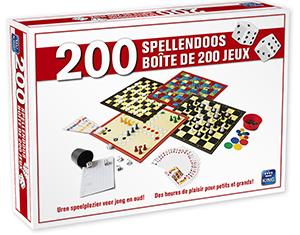 200 Spellendoos NL/FR